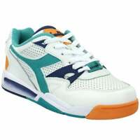 Diadora Rebound Ace Lace Up  Mens  Sneakers Shoes Casual   - White