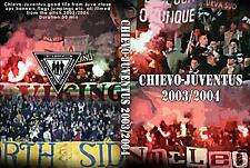HOOLIGANS /ULTRAS DVD CHIEVO-JUVENTUS 2003/04