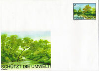 UNITED NATIONS 1995 S7 PRE PAID ENVELOPE VIENNA MINT