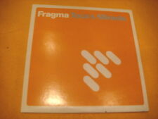 Cardsleeve Single CD FRAGMA Toca's Miracle 2TR 2000 trance