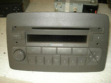 Fiat 169 CD Radio Player Receiver by Blaupunkt for Fiat Panda