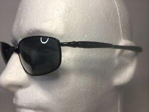 Oakley Blender Black Sunglasses 004059-11 Frames 59-17-127