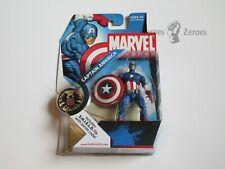 Marvel Universe Series 1 #012 CAPTAIN AMERICA New NIB
