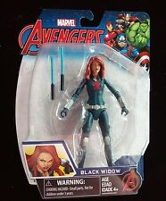MARVEL AVENGER BlACK WIDOW ACTION FIGURE NEW IN PACKAGE #H42
