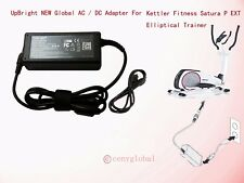 AC Adapter For Kettler Fitness UNIX E EX P PX M Elliptical Trainer Power Supply