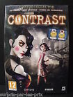CONTRAST Edition Collector JEU PC NEUF SOUS BLISTER