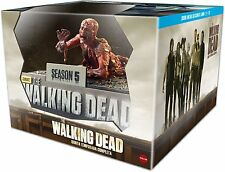 The Walking Dead Temporada 5 ASFALTO WALKER EDICIÓN LIMITADA BLU-RAY NUEVO Y OOP