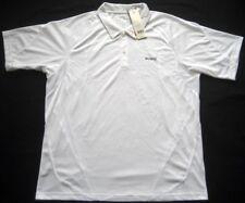 ETIREL Herren Sport Poloshirt in Weiß Gr. XL