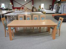Massive Tische aus Buche fürs Esszimmer, Tischteile & -zubehör
