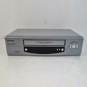 Pacific PV204 VCR VHS Video Cassette Recorder Player, Good working order