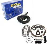 """Ford 9"""" Inch Rear 3.70 Ring and  Pinion Master Install Richmond Excel Gear Pkg"""