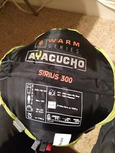 Ayacucho sleeping bag Sirius 300
