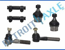 New 6pc Complete Front Suspension Kit for Ford E-150 Econoline Club Wagon