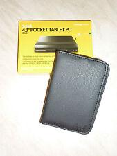"""SCORRI 4.3"""" in Similpelle Case Tascabile (555473 Tablet PC)"""