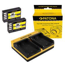 BATTERIA per Pentax Optio l20 S//s4//3,7v//Li-ion