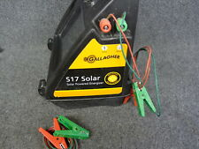 Gallagher S17 Solar 10 Acre Portable Electric Fence Energizer