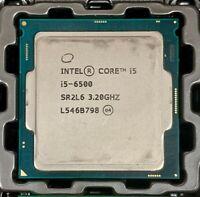 Intel Core i5-6500 3.20-3.60GHz Quad-Core Processor CPU SR2L6 LGA 1151 Skylake