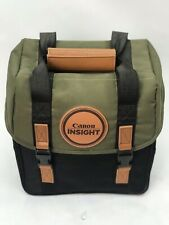 Canon INSIGHT Camera Photo Bag GREEN/BLACK