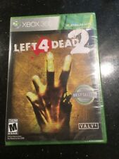Left 4 Dead 2 (Xbox 360) Platinum Hits Brand New Factory Sealed