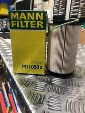 Genuine Mann Fuel Filter - PU1058X