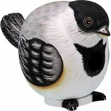 BOBBO CHICKADEE BIRDHOUSE ALBESIA WOOD BIRD HOUSE BOBBO3880060