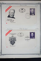 Austria Vintage Covers Stamp Collection