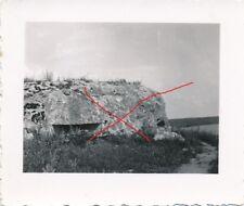 Nr.23942 Foto 2, Weltkrieg Deutsche Wehrmacht in Polen Bunker Stellung