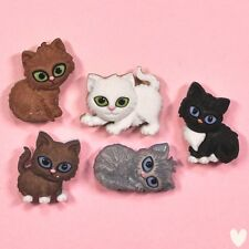 DRESS IT UP Buttons Kitten Kaboodle 6971 - Cats Cat