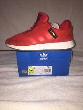 08243d8abfa96 adidas i-5923 Iniki Runner Boost - Red - Mens Size 12
