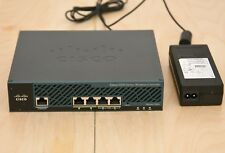 Cisco AIR-CT2504-K9 with UK PSU (Cisco Wireless Controller with 5 AP Licences)