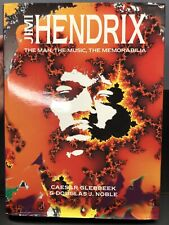 "Jimi Hendrix ""The Man, The Music, The Memorabilia� Hardcover"