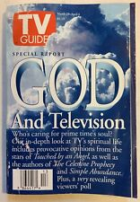 God And Television March 29 1997 Volume 45 No 13 Issue #2296 Tv Guide Babylon 5