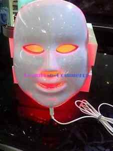 LED Facial Mask PDT Photon Mask For Skin Rejuvenaiton Acne Treatment