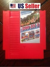 500 in 1 NES Red Classic Nintendo System Video Games Cart Cartridge - US Seller