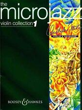 MICROJAZZ Violin Collection Book 1 *NEW* Music