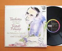 P 8468 Beethoven Piano Concerto no. 3 Rudolf Firkusny Susskind Capitol EXCELLENT