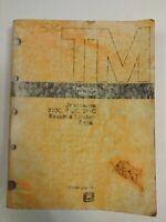 John Deere 210C 310C 315C Backhoe Loaders Repair Manual OEM TM-1420 ( Jun-88)