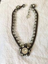 Antique Miriam Haskell Necklace