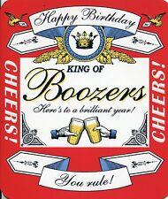 Birthday cards for males, boys, men not relatives