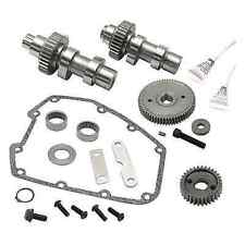 S&S COMPLETE 551G GEAR DRIVE CAMSHAFT KIT 2007-17 HARLEY TWIN CAM & 2006 DYNA