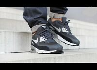 "Nike Air Max 90 Essential Mens ""Anthracite & Granite"" Shoe Sz 10.5 537384-035"