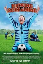 KICKING AND SCREAMING Movie POSTER 27x40 C Will Ferrell Robert Duvall Josh