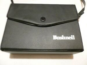 BUSHNELL BINOCULARS, ENSIGN WIDE-ANGLE, 7 X 35, WITH CASE, USED, 21-225