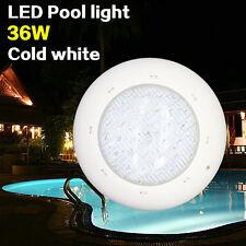SPA LED underwater light Pool lighting Cold white 36W Outdoor lamp bulb