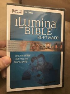 Ilumina Bible Software PC MAC DVD interactive entire family tours animations NEW