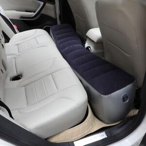 Car Inflatable Mattress Camping Inflation Bed Travel Air Bed Back Seat Gap Pad'F