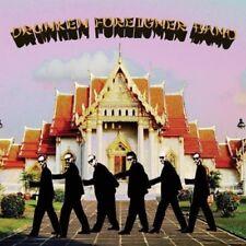 THE DRUNKEN FOREIGNER BAND - WHITE GUY DISEASE   VINYL LP NEW!