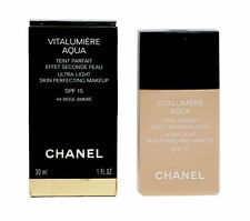 Chanel Vitalumiere Ultra Light Skin Perfecting Make Up Foundation Beige Ambre 44