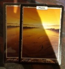 Mtg unhinged plains x 1 great condition