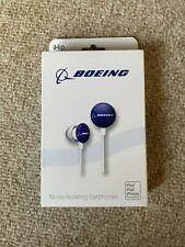 Boeing Earphones Set